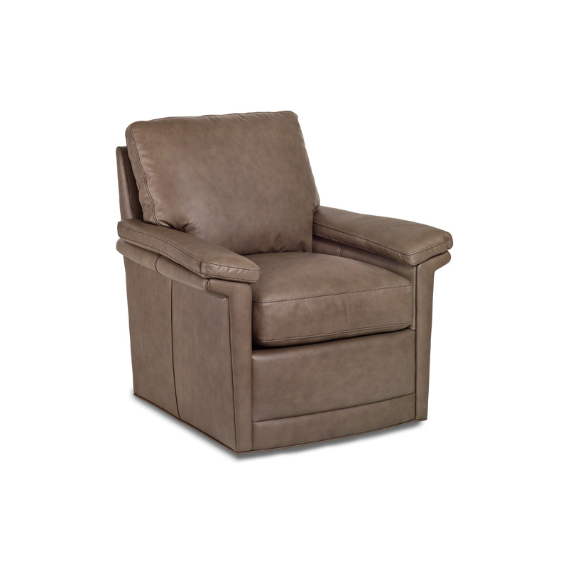 Randall Allan 1168 S Cade Swivel Chair Discount Furniture At Hickory Park Furniture Galleries