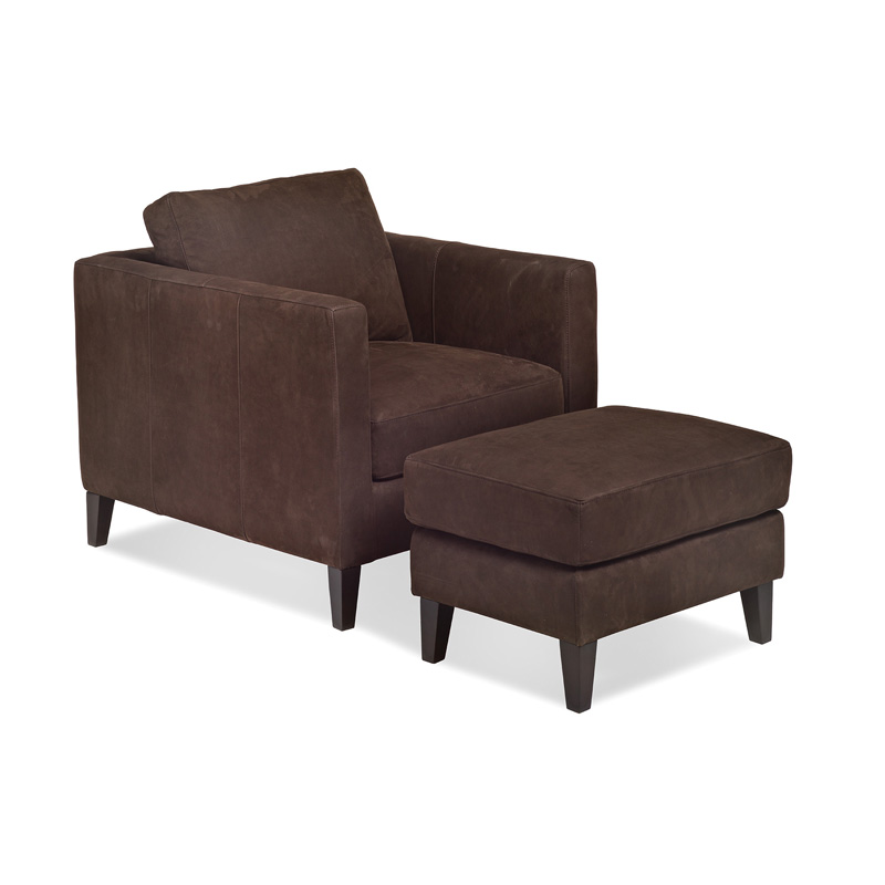 Randall Allan 1170 Ramona Chair And Ottoman Discount Furniture At Hickory Park Furniture Galleries