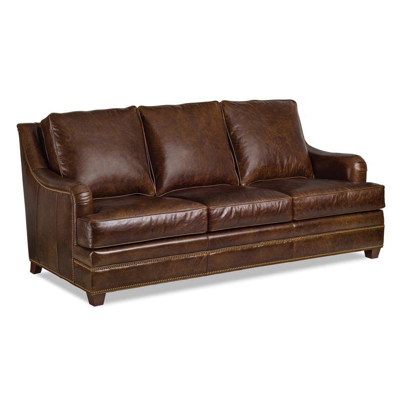 Randall Allan 1185 3 Reynolds Sofa Discount Furniture At Hickory Park Furniture Galleries