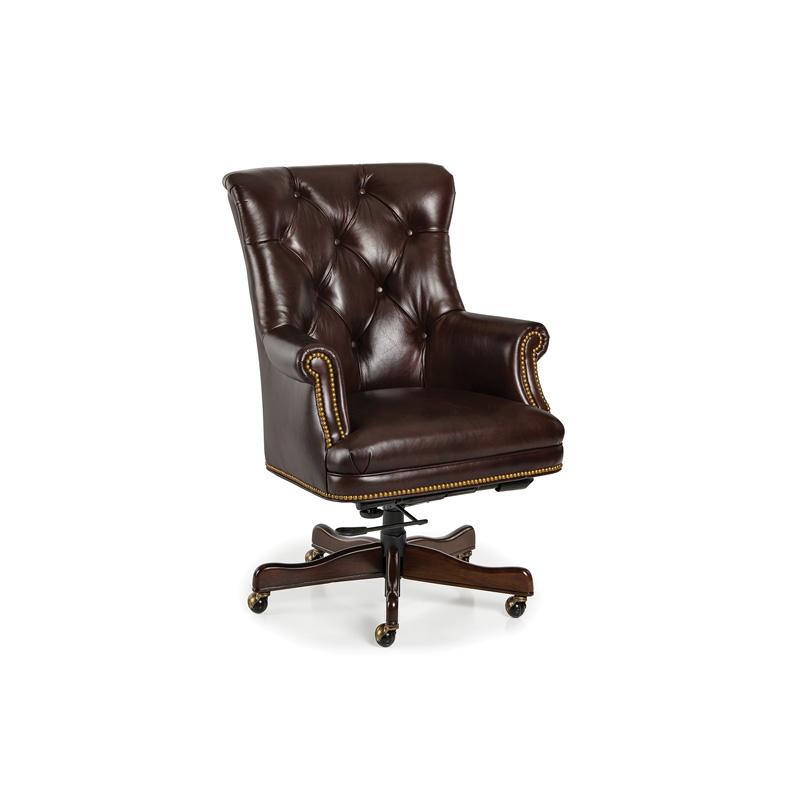 Randall Allan 1113st Damon Swivel Tilt Discount Furniture At Hickory Park Furniture Galleries