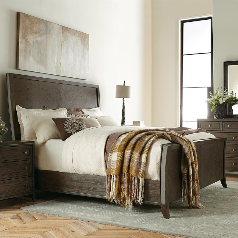 Delicieux California King Sleigh Bed Rails 63083. Joelle Riverside