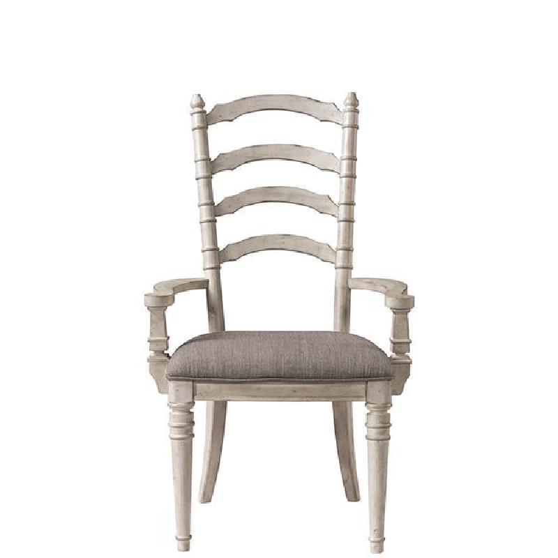 Riverside 71659 Elizabeth Upholstered Ladderback Arm Chair ...