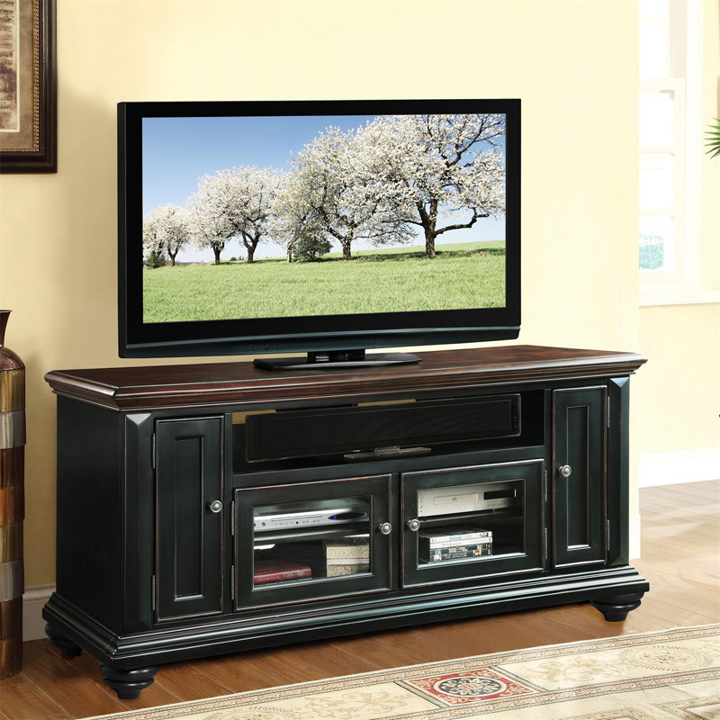 Riverside 65745 Richland 60 Inch TV Console Discount Furniture at