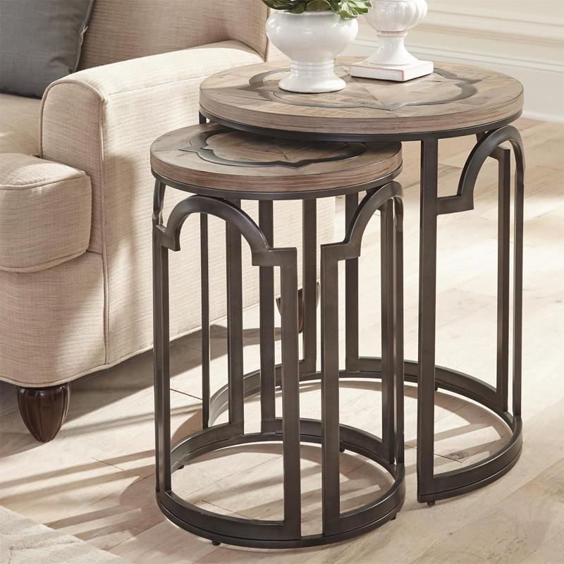 Riverside 20110 Estelle Nesting Tables Discount Furniture