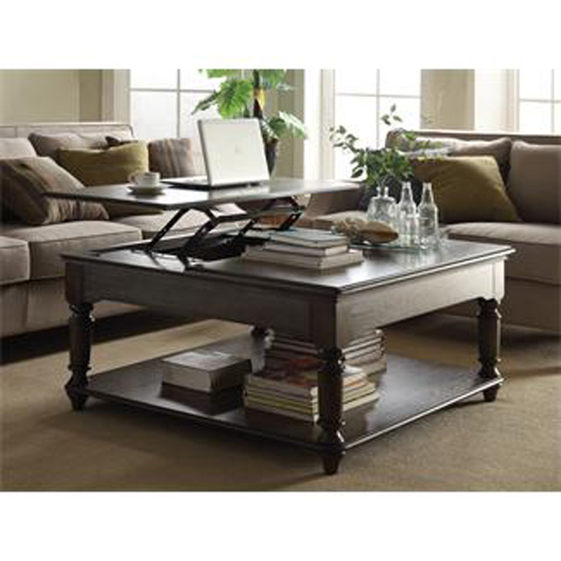 Riverside 15801 Belmeade Square Lift Top Coffee Table Discount Furniture At Hickory Park