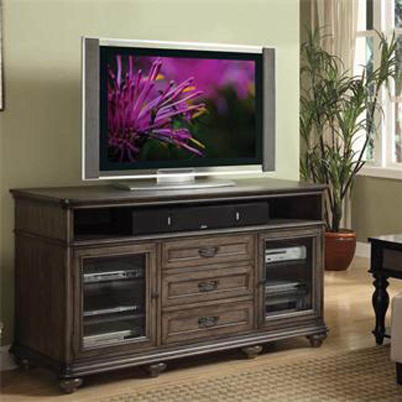 Riverside 15841 Belmeade Tv Console Discount Furniture At