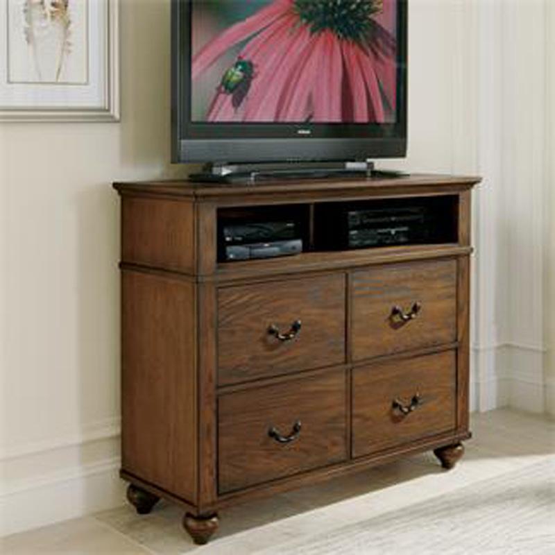 Cheap Furniture Delivered: Riverside 20264 Oakmont Entertainment Chest Discount