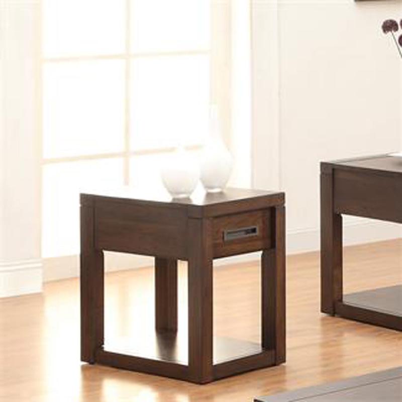 Riverside 75812 Riata Chairside Table Discount Furniture