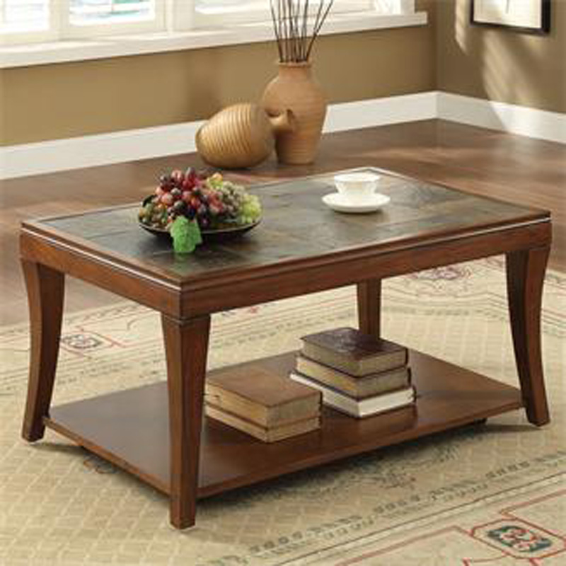 riverside 83403 telford caster coffee table discount