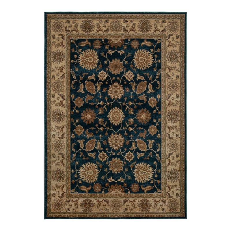 Rizzy Home BV3714 Bellevue Blue Rug Discount Furniture at