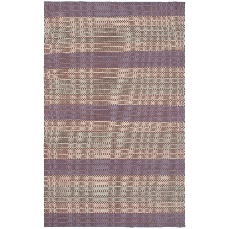 Rizzy home tw2921 twist plum rug discount furniture at for Plum and cream rug