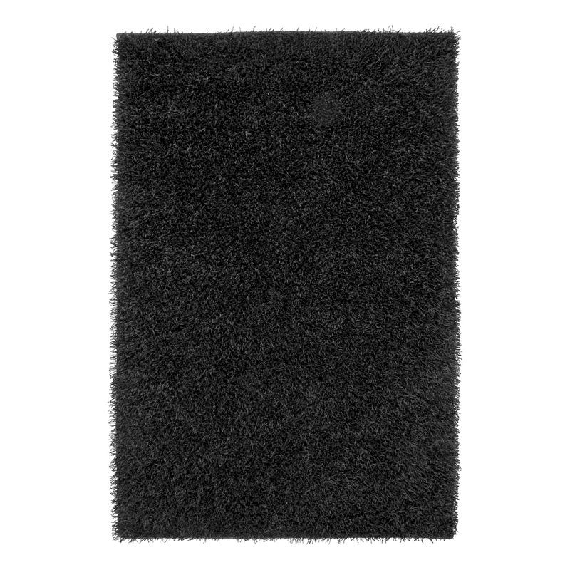 Rizzy Home Km1593 Kempton Black Shag Rug Discount