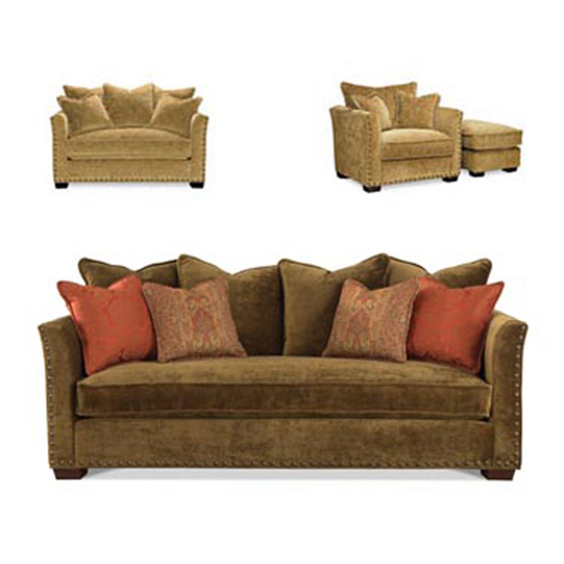 Robin Bruce Alcott Sofa Collection Sofa Discount Furniture At Hickory Park Furniture Galleries
