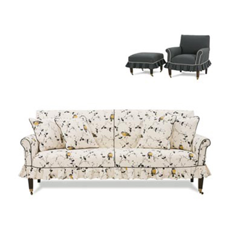 Robin Bruce Dylan Sofa Collection Sofa Discount Furniture At Hickory Park Furniture Galleries