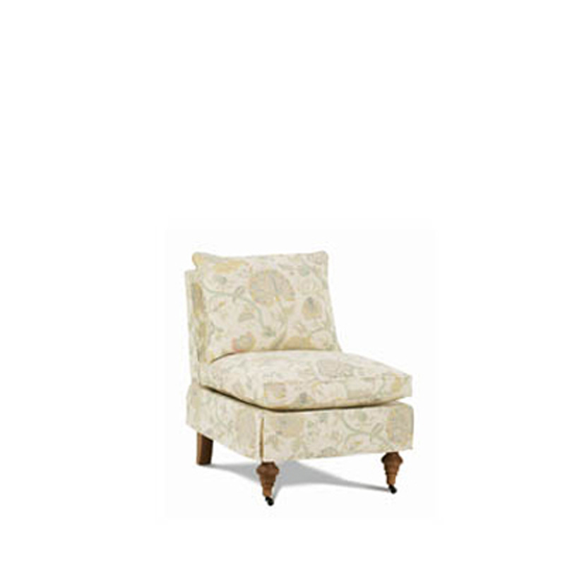 Robin Bruce Travers Chair Collection Slipcover Chair Discount Furniture At Hickory Park