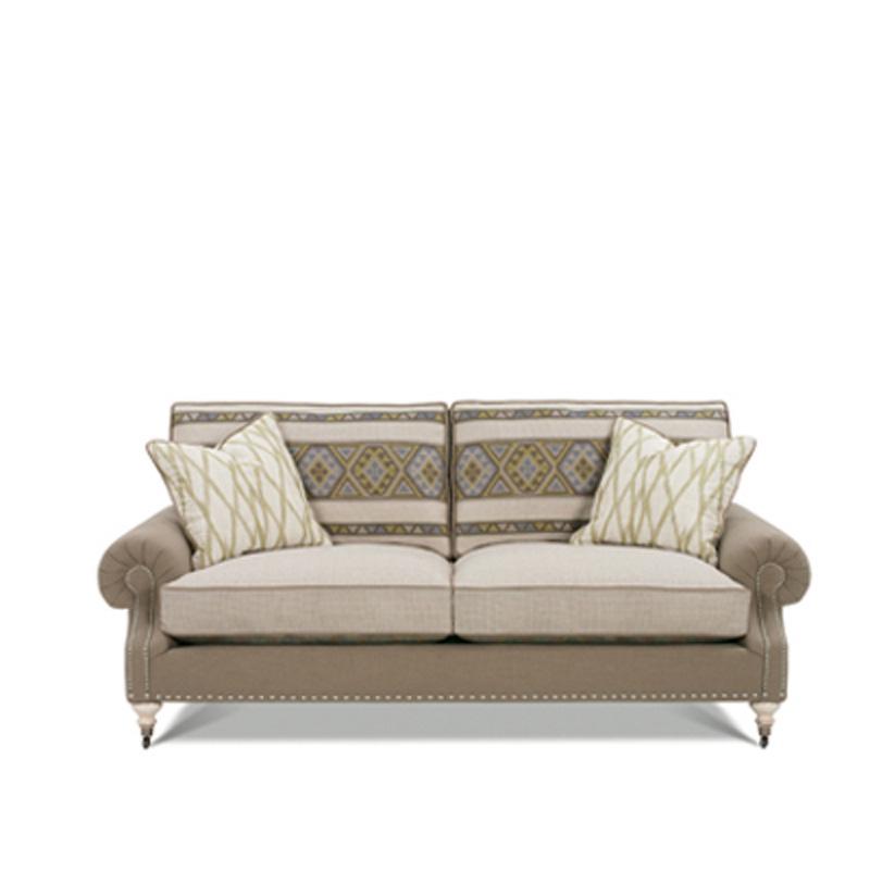 Robin Bruce Santana Patchwork Sofa Collection Santana 003 Discount Furniture At Hickory Park