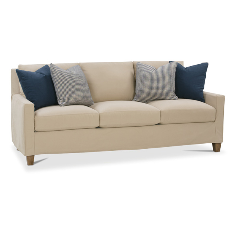 Rowe N695 002 Rowe Slipcovered Sofa Norah Slipcover Sofa Discount Furniture At Hickory Park