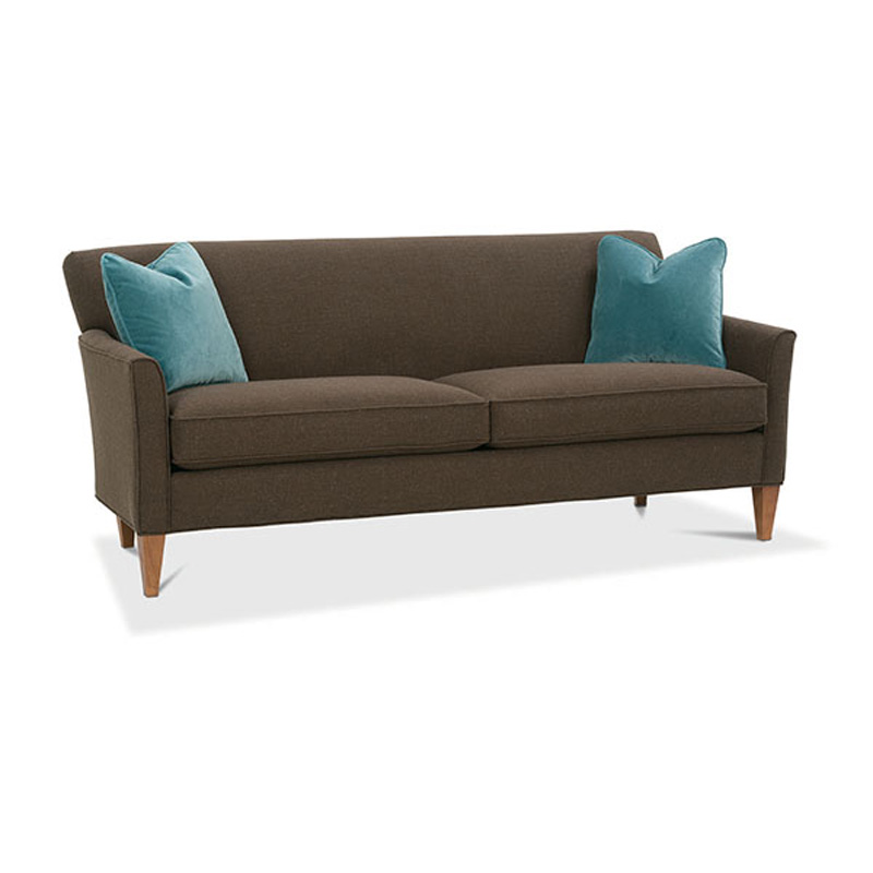 Rowe C180 001 Times Square Sofa Discount Furniture At Hickory Park Furniture Galleries