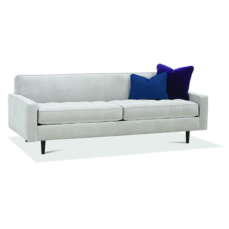 Rowe N710 002 Brady Sofa Discount Furniture At Hickory Park Furniture Galleries