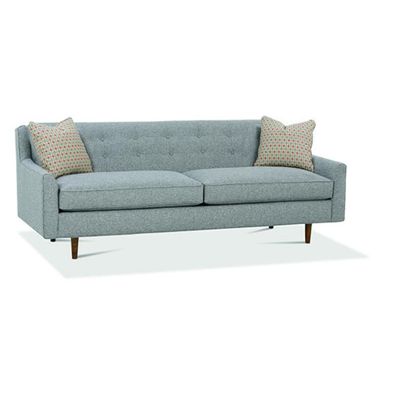 Rowe N720 002 Kempner Sofa Discount Furniture At Hickory Park Furniture Galleries