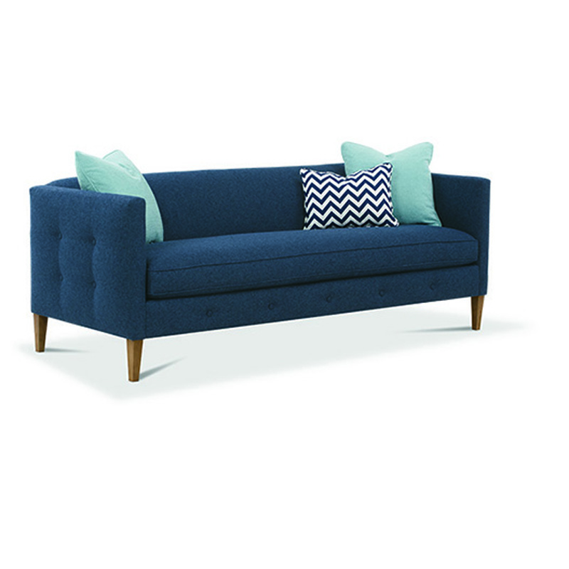 Rowe n760 022 claire sofa discount furniture at hickory for Affordable furniture 45 north
