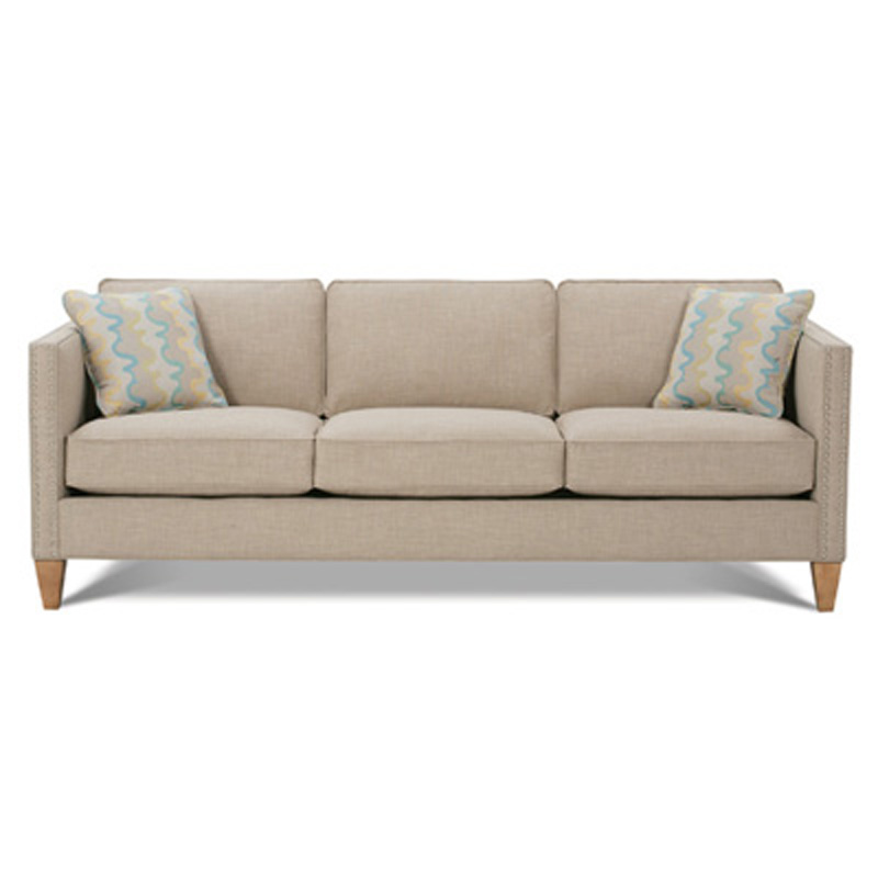 Rowe N220 002 Rowe Sofa Mitchell Sofa Discount Furniture At Hickory Park Furniture Galleries