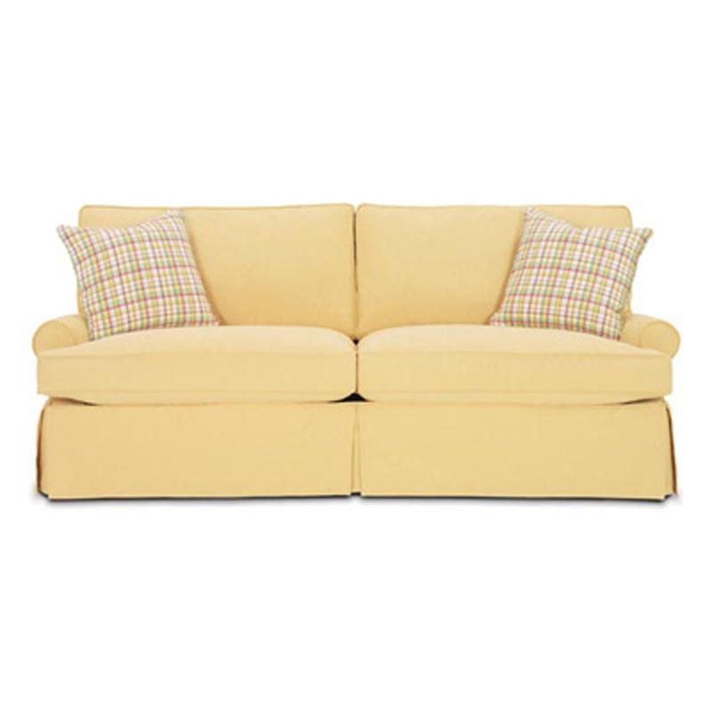 Rowe H160 Rowe Slipcovered Sofa Hartford Sofa Discount Furniture At Hickory Park Furniture Galleries
