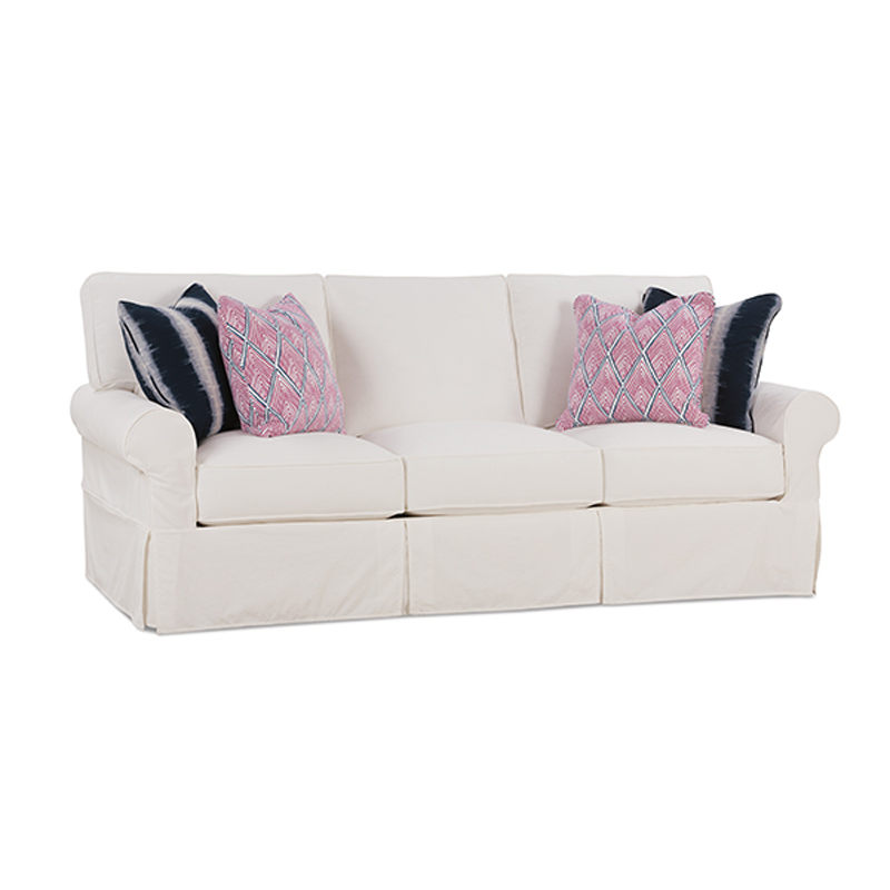 Rowe P275 003 Easton Sofa Discount Furniture At Hickory Park Furniture Galleries