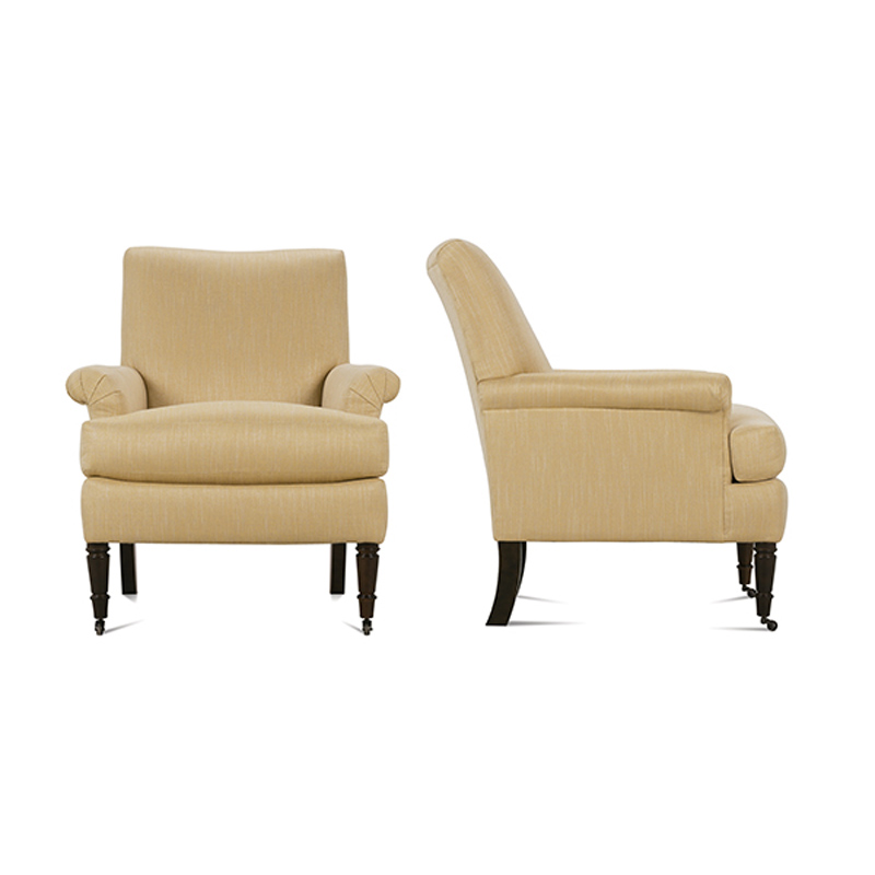 Rowe p290 006 hannah chair discount furniture at hickory for Affordable furniture 290