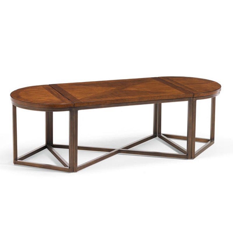 Schnadig international 4121 540 lynn cocktail table Schnadig coffee table