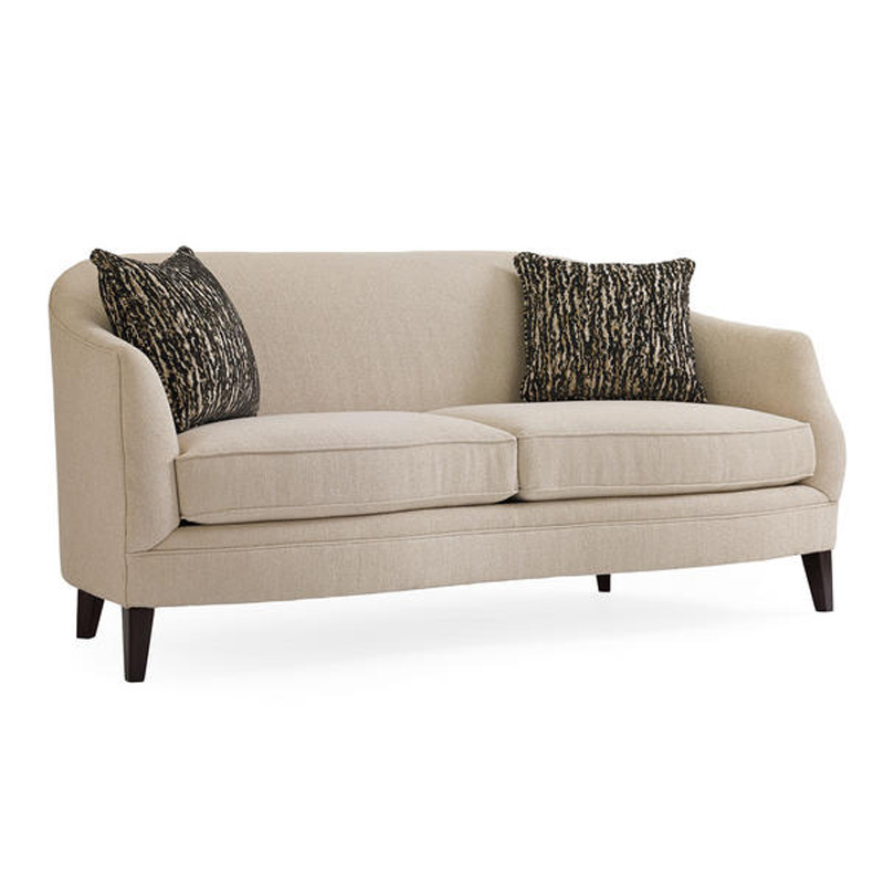 Discount Online Furniture Outlet: Schnadig International 4180-082-A Carrie Sofa Discount