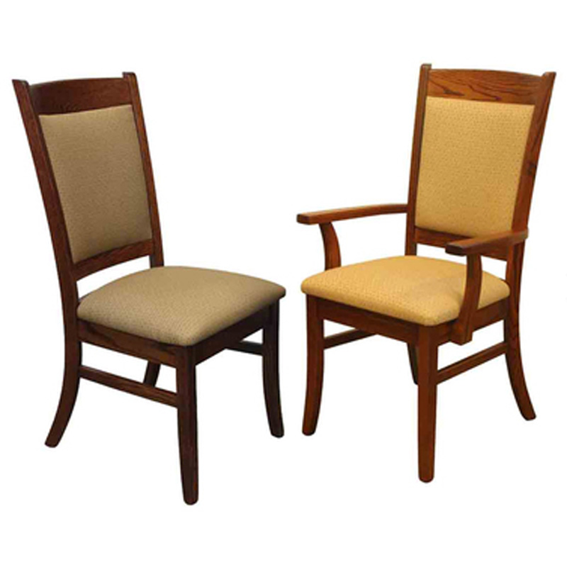 Still Fork 210078 Upholstered Back Chairs And Stools Rochester Side Chair Discount Furniture At