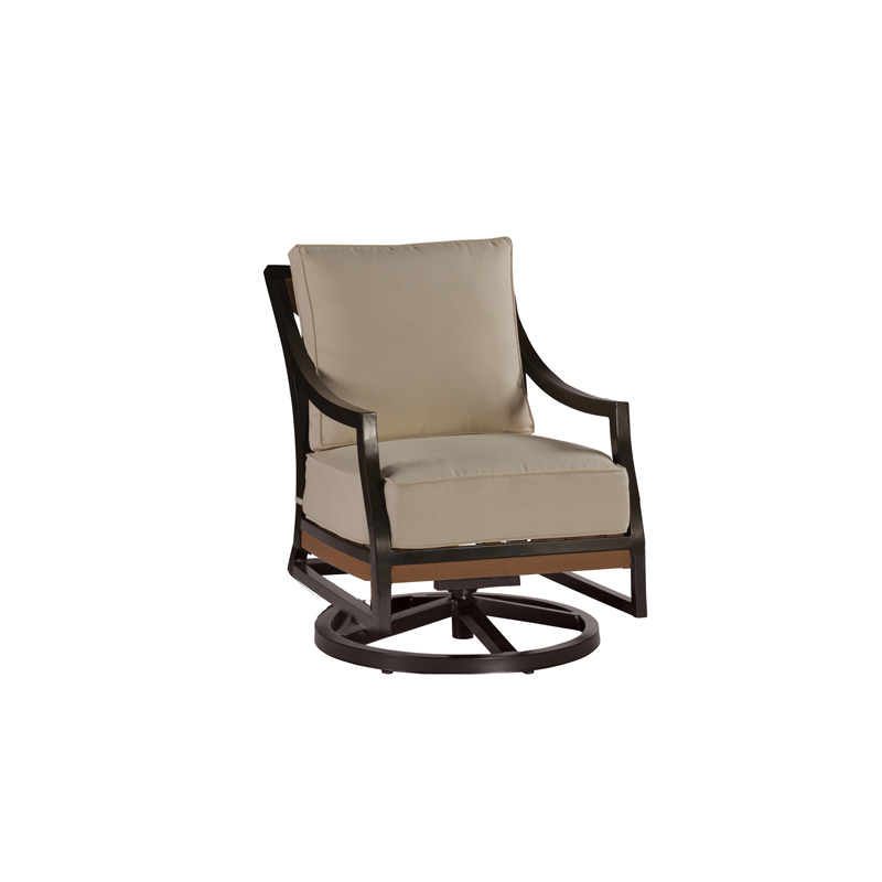 Summer Classics 4228 Belize Swivel Rocking Lounge Discount Furniture At Hickory Park Furniture