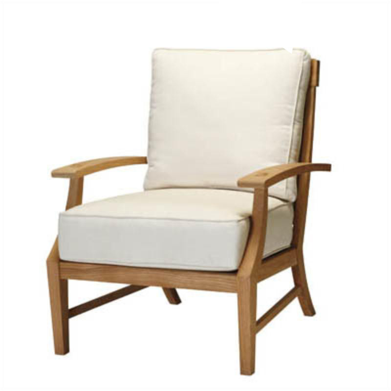 Summer Classics 2837 Croquet Teak Lounge Chair Discount Furniture At Hickory Park Furniture