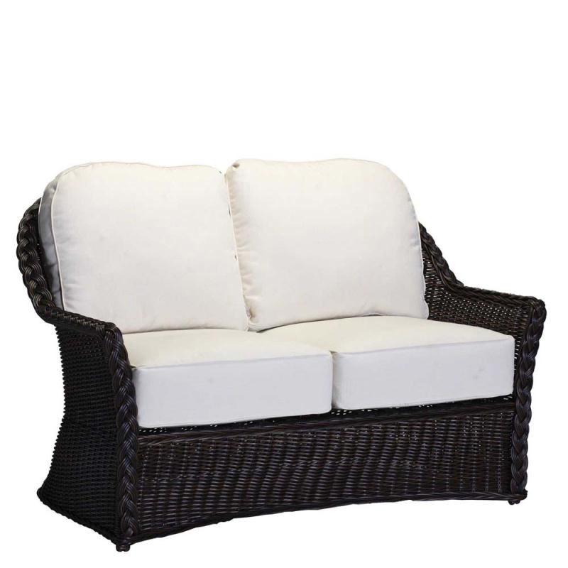 Summer Classics 3474 Sedona Loveseat Discount Furniture at