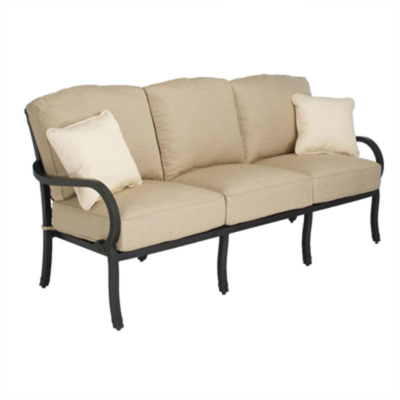 Summer Classics 40052 Somerset Sofa Discount Furniture At Hickory Park Furniture Galleries