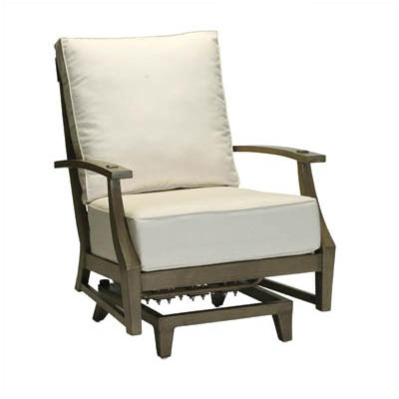 Summer Classics 3348 Croquet Aluminum Spring Lounge Chair Discount Furniture At Hickory Park