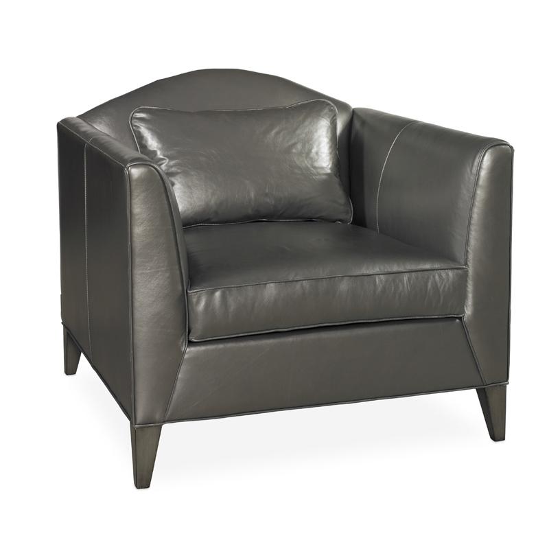 Swaim Kf51175 C34 Suave Leather Chair Discount Furniture