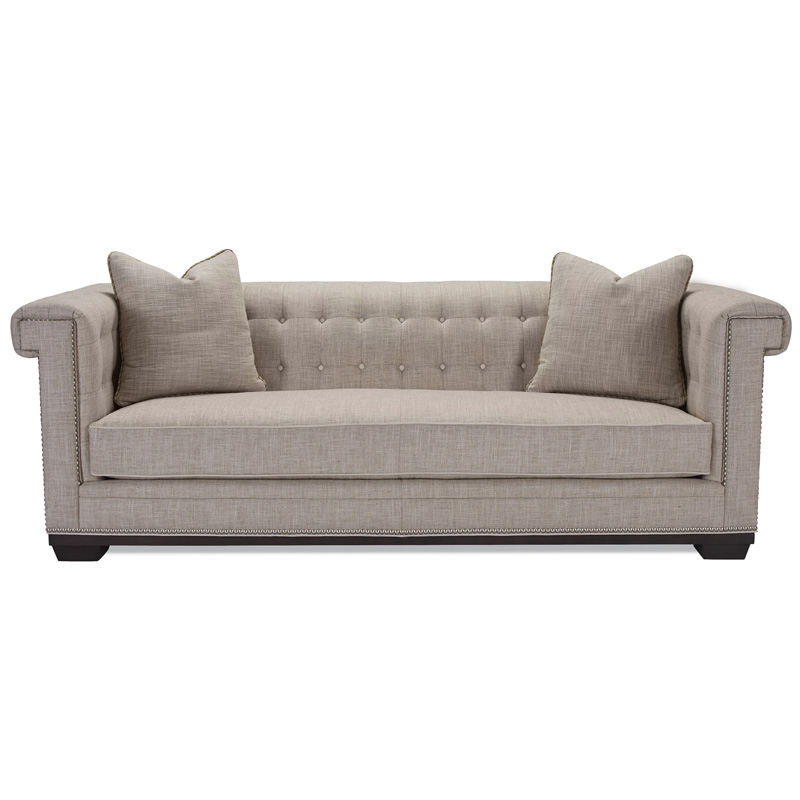Swaim f520 s100 swaim upholstery sofa discount furniture for Affordable furniture upholstery