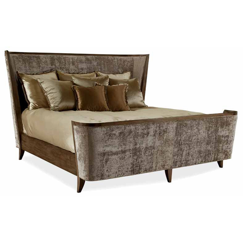 Swaim F975 KB Swaim Bedroom King Bed Discount Furniture at