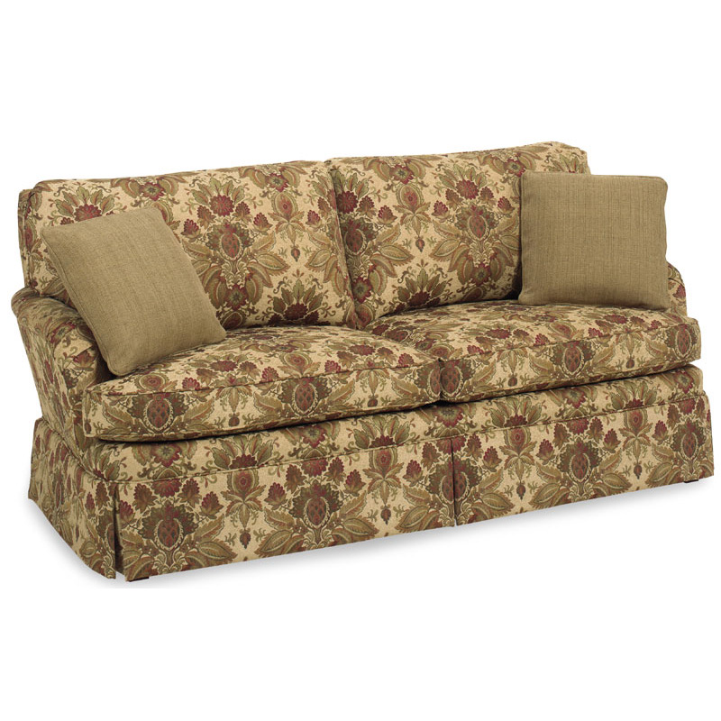 temple 1640 75 frenchy sofa discount furniture at hickory
