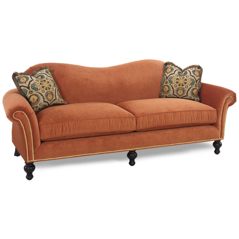 Temple 710 93 Victoria Sofa Discount Furniture At Hickory
