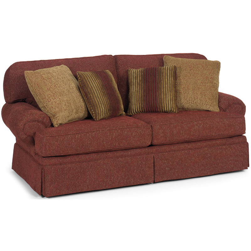 Temple 9100 85 Comfy Sofa Discount Furniture At Hickory Park Furniture Galleries