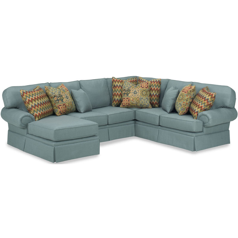 temple 9100 series comfy sectional discount furniture at