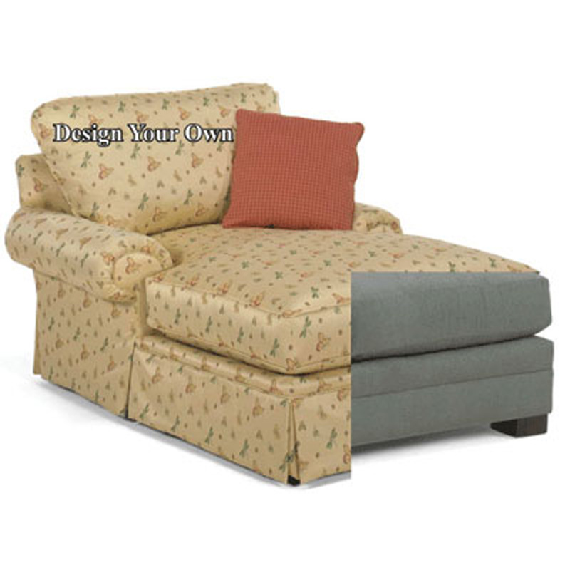 Temple 5904 Visions Chaise Discount Furniture At Hickory