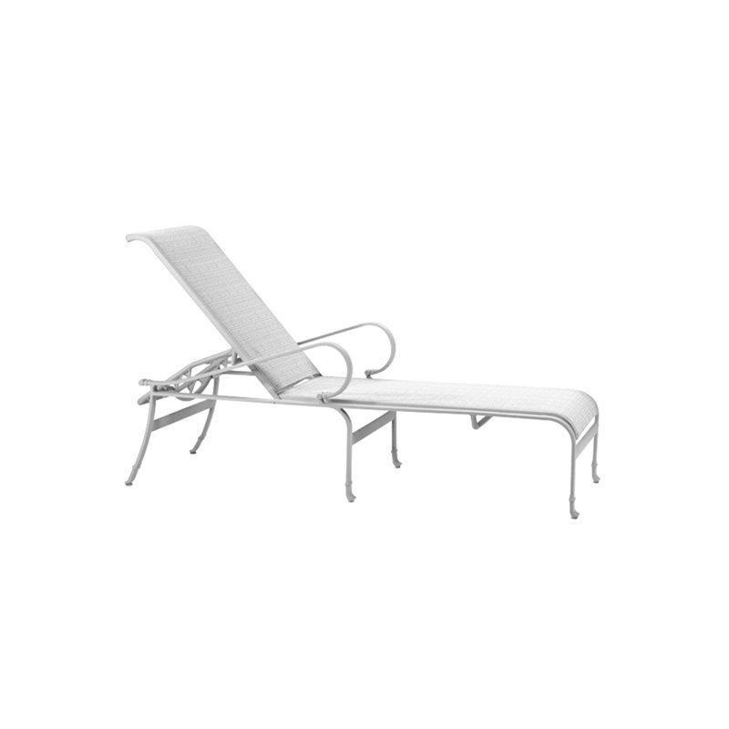 Tropitone Torino Sling Chaise Lounge Discount Furniture at Hickory Par