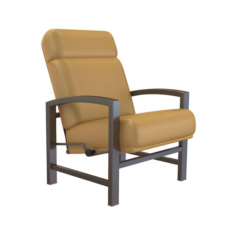 Tropitone 730511sa lakeside cushion lounge chair discount for Furniture gallery lakeside