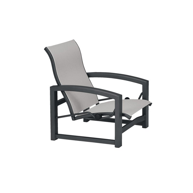 Tropitone 740513sa lakeside sling spa chair discount for Furniture gallery lakeside