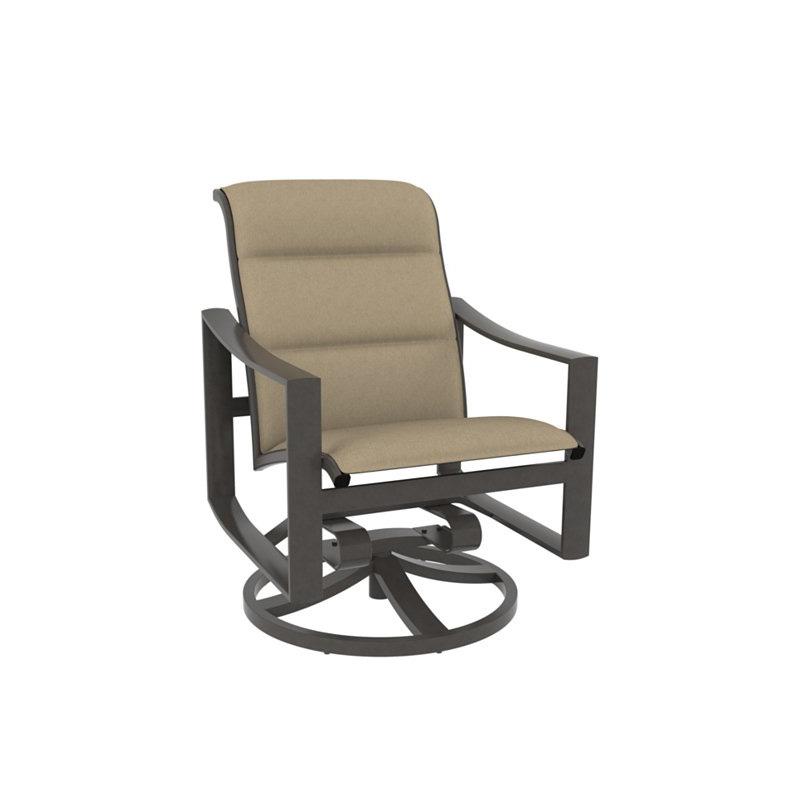 Tropitone 391425nt Kenzo Cushion Swivel Action Lounger Discount