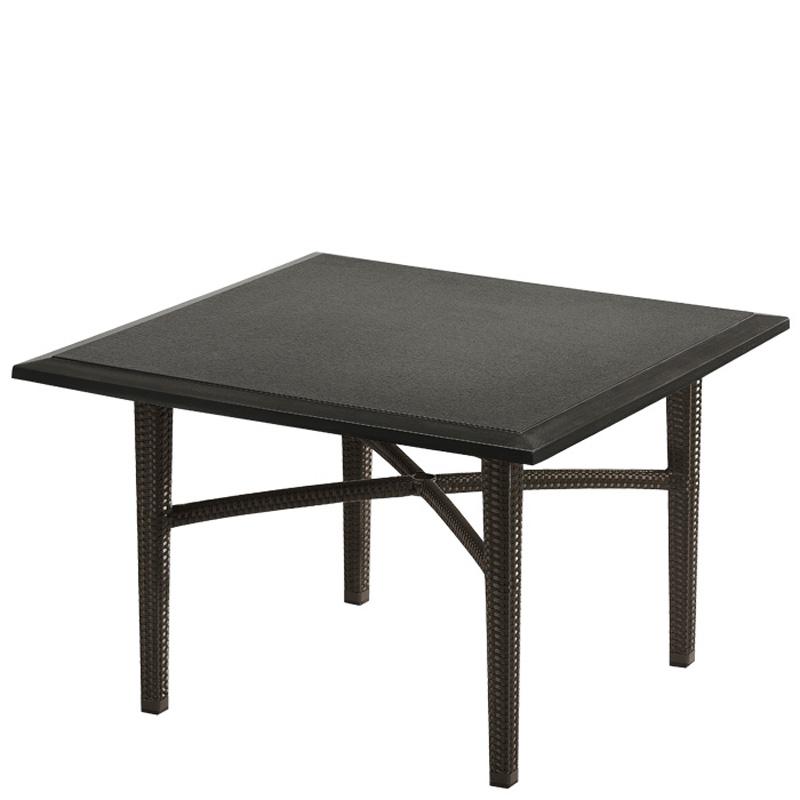 Tropitone 360958b Evo Dining Table Woven Base Discount